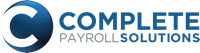 Complete Payroll Solutions Color Logo